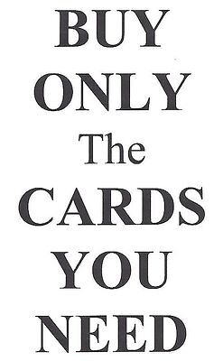 1975-76 NM NM-MT BUY ONLY THE CARDS YOU NEED For Your HIGH GRADE OPC Hockey Set