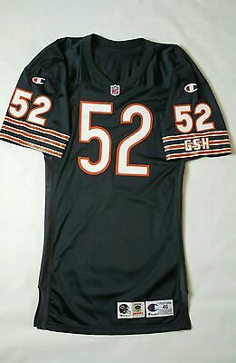 5a9def87276 Vintage 1996 Chicago Bears Brian Cox Hand Signed Pro Cut Champion Jersey  Size 46