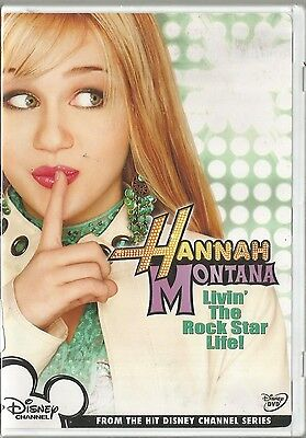 Hannah Montana Miley Cyrus (2006) Dvd Brand New Sealed