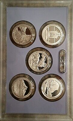 2010-S United States Mint CLAD PROOF SET, with U.S. Quarters, Set of 14-Coins