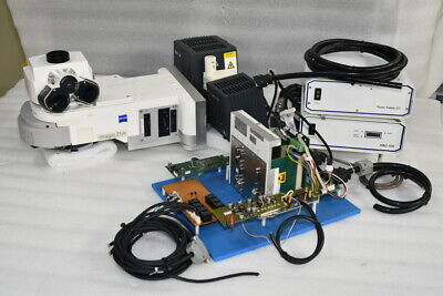 ZEISS MICROSCOPE Axio Imager.Z1m+ Power Supply 231& HBO 100