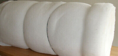 Wadding - large roll 1.4m x 15.5m, 30cm thickness - never used still with tag