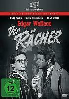 Der Rächer (Edgar Wallace). DVD Karl Anton DVD Deutsch 2019