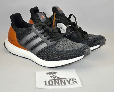 4bd0e5f28 Adidas Ultra Boost 2.0 Bronze Medal Size 9 NEW DS BB4078 Black Bronze  Athletic