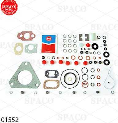 7135-68S CAV DPA rebuild gasket kit for pumps w/hyd. governor Ford & others.