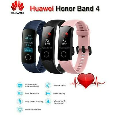 Original Huawei Honor 4 Smartes Armband AMOLED COLOR 0.95 Zoll Touchscreen Sport