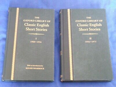 Oxford Library of Classic English Short Stories, 2-volume Hardback in Slipcase