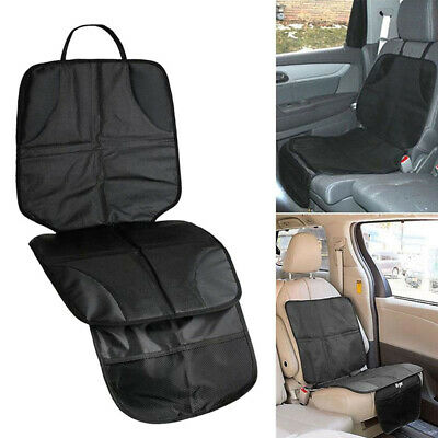 AU Waterproof Pets Car Seat Back Protector Cover For Kids Baby Safety Kick Mat