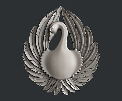 3d STL models for CNC, Artcam, Aspire, swan
