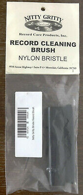 Brosses Néttoyage Disque Vinyle Nitty Gritty Cleaning Brush