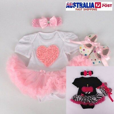 New Handmade Baby Clothes Fit for 22'' Reborn Doll Lifelike Short Pants Set