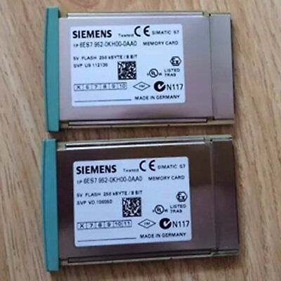 Used 6ES7 952-0KH00-0AA0 Siemens 6ES7952-0KH00-0AA0 Tested Good