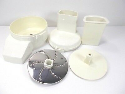 Presto Minnie Max Food Processor 0290001 Replacement Part Slicer Bowl Assembly