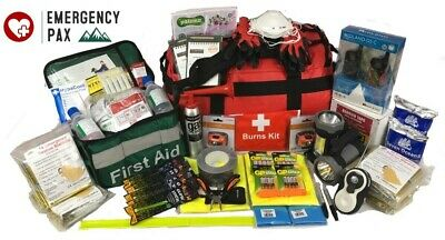 Emergency Pax - Emergency Incident Response,First Aid Kit, Crowd Control+Search