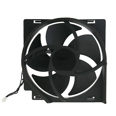 For Xbox One S Console Replacement Internal Main CPU Cooling Fan 5 Blades 4 Pin