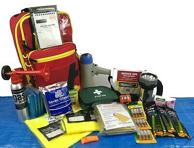 Emergency Pax - Business Emergency Incident Response And Crowd Control Kit