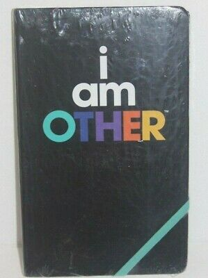 33c590be5 Yoobi I am other Journal Pharrell Williams School Home Office Notebook  Black gif