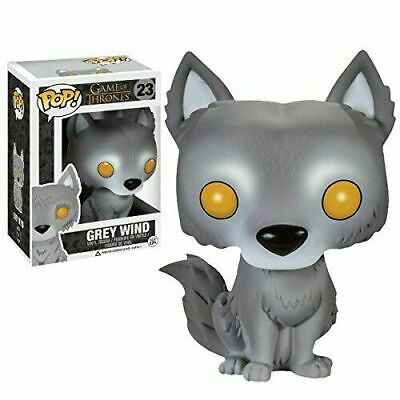 Funko Pop Game of Thrones GREY WIND WOLF 7-11 EXCLUSIVE #23 China Version