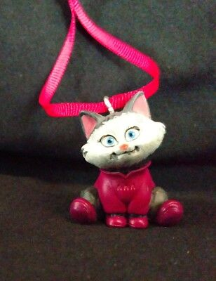 Kitten Christmas Sweater.New Disney Olaf S Frozen Adventure Kitten Christmas Ornament