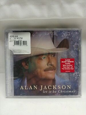 Alan Jackson Let It Be Christmas.Let It Be Christmas By Jackson Alan 3 59 Picclick