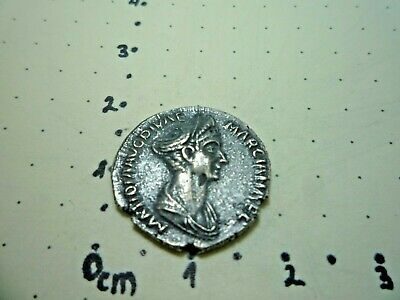 Roman Coin ,  Marciana , Denarius , New, Not Antique ,silver