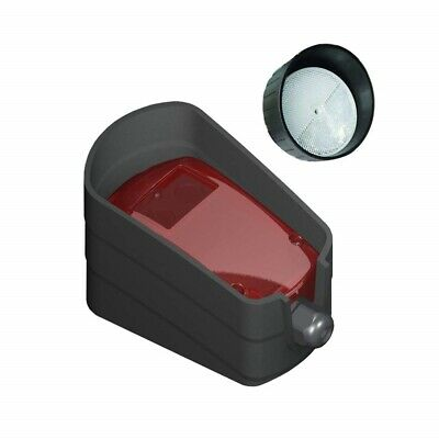 ALEKO Safety Photocell Infrared Photo Eye Sensor for Garage and Gate Openers