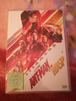 DVD --- Marvel --- Ant Man and the Wasp ---