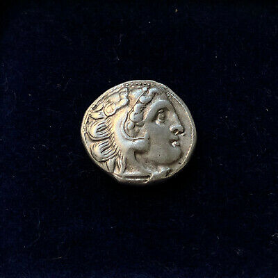 +++Kingdom of Macedon. Alexander III 'the Great' AR Drachm Type:2+++