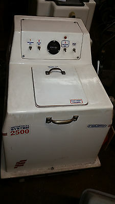 Cross American Industrial system 2500 carpet cleaning extractor 10 hours