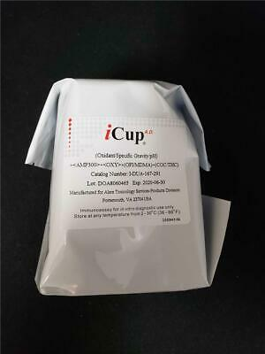 == iCup A.D. A Rapid One Step Multi Drug Urine Screen Test Exp 2020 IDUA167291