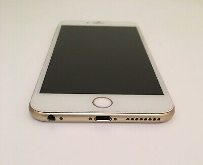 Apple iPhone 6s Plus 128GB - Gold Unlocked A1687 CDMA GSM Smart Phone Mobile SIM