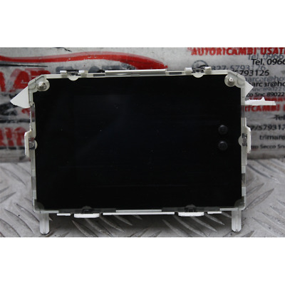 Display Monitor Console Centrale Ford Fiesta Vi 6 Dal '08 Aa6T-18B955-Bb