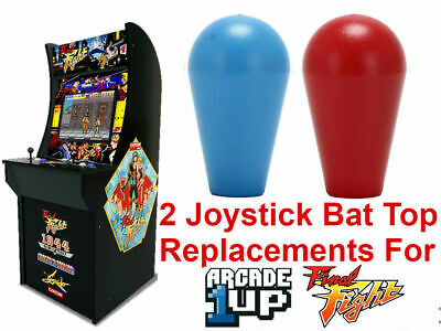 Arcade1up Final Fight Mortal Kombat Street Fighter 2 Joystick Bat Top Handles RB