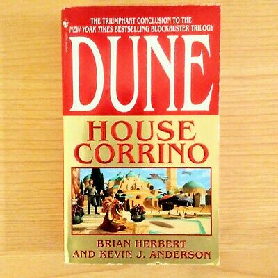Dune: House Corrino by Brian Herbert and Kevin Anderson 2001 Paperback