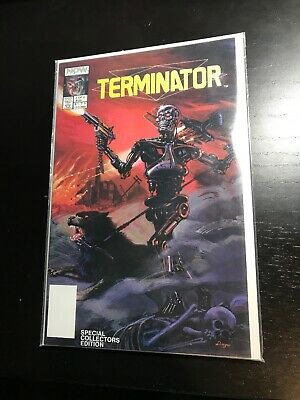 Terminator All My Futures Past #1-2 Complete