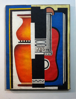 Fernand Leger Painting
