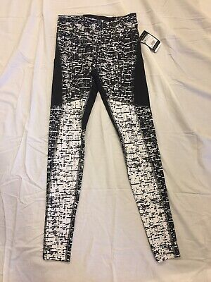 0fb9c61d0fa5 C9 CHAMPION EMBRACE Tight XS Black Women s Leggings New With Tags ...
