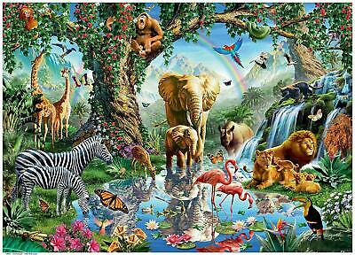 Ravensburger - Adventures in the Jungle Puzzle 1000pc