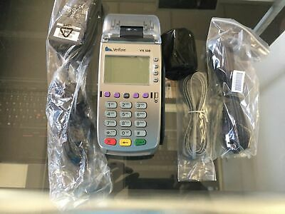 VERIFONE VX520/EMV-ENABLED  GUARANTEED UNLOCKED and ready-to