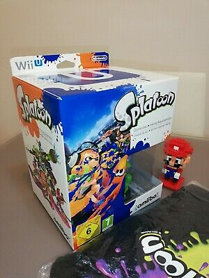 Splatoon Nintendo WiiU Pal version New sealed