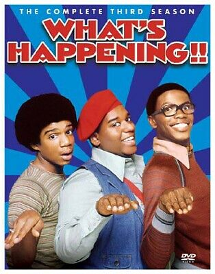 What's Happening!! - The Complete Third Season (3) (Boxset) (Dvd)