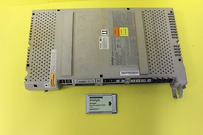 Avaya Partner ACS R8 509 Processor w/Large VM card REFURBISHED & WARRANTY