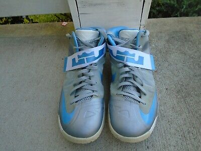 2aaf03ba4ff NIKE ZOOM LEBRON James soldier 6 mens basketball shoes sz 12.5 ...