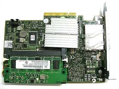 Dell PERC H800 6G/s 512MB Cache Raid Controller Card 0D90PG with Battery 0GC9R0