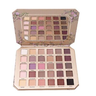 30Color Too faced NATURAL LOVE Eyeshadow Ultimate Palette Collection Eye Shadow