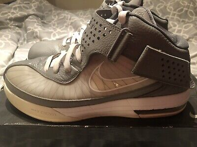 Nike Air Max Soldier 5 Lebron Cool Grey Size 13