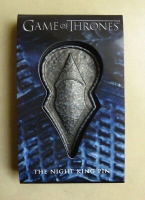 Game of Thrones The Night King Deluxe Pin by Dark Horse (Cosplay)