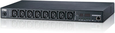 8 port, 1RU, 10 Amp, Smart PDU - ATEN Model PE5108G-AX-G