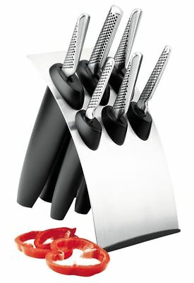 Global - Millennium<br>Chef's Knife Block 7 Piece Set (Made in Japan)