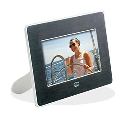 "Portafoto Nortek Photoframe Digitale Cornice Foto Video Mp3 Lcd 7"" Sd Usb"